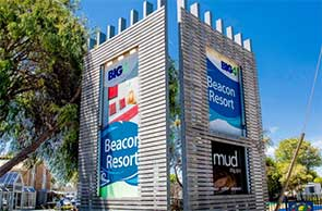 BIG4 Beacon Resort: visitor boom