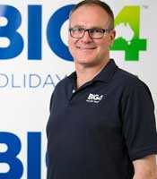 Steven Wright, BIG4 CEO