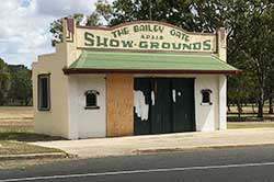 Bundaberg's old showground