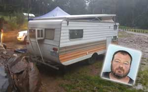 Poilce probe camper's death