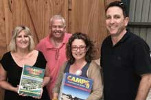 New owners of Camps Australia Wide