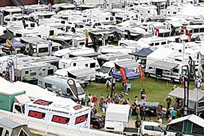 Newcastle caravan expo