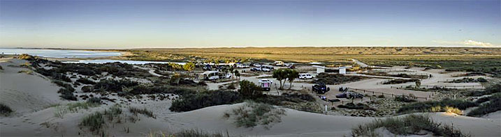 The Mesa campground: accessible to all