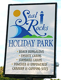 Seal Rocks Holiday Park:  jewel in accommodation crown