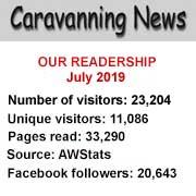 Caravanning News - August 2019 edition