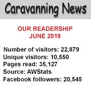 Caravanning News - July 2019 edition