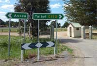 Talbot Recreation Reserve