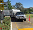 Weighbridge at Gundagai Tourist Park