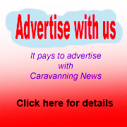 Advertising in Caravanning News