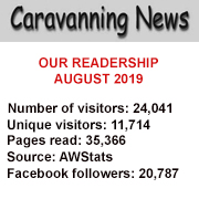 Caravanning News - August 2019 edition